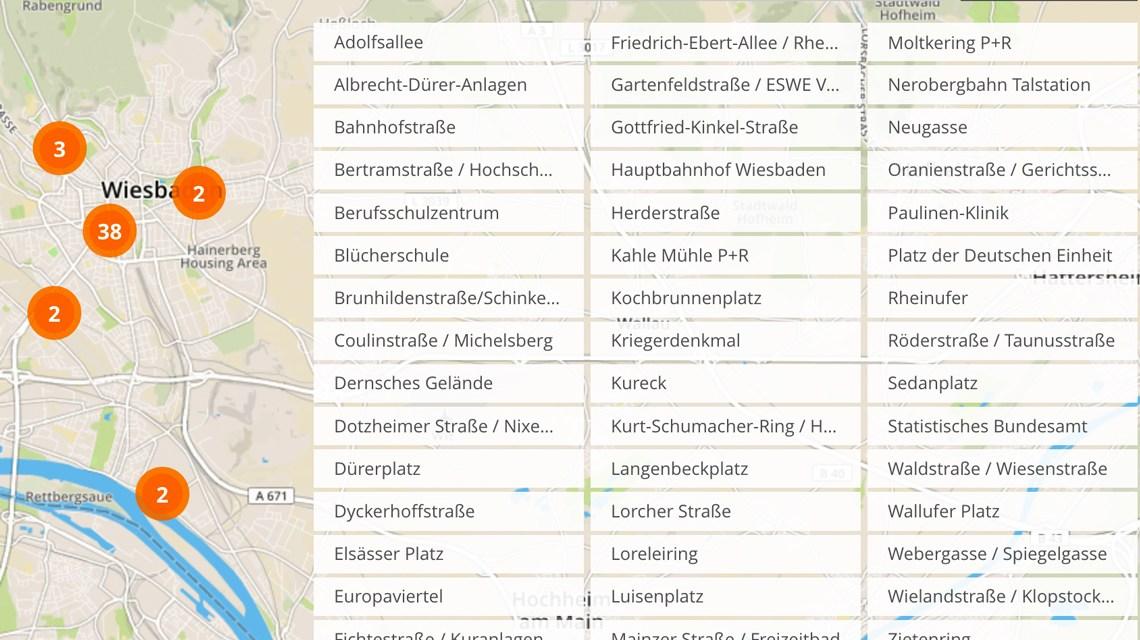 """Mit """"meinRad"""" von ESWE Verkehr sind Sie in Wiesbaden noch flexibler unterwegs. ©2018 ESWE-Verkehr"""