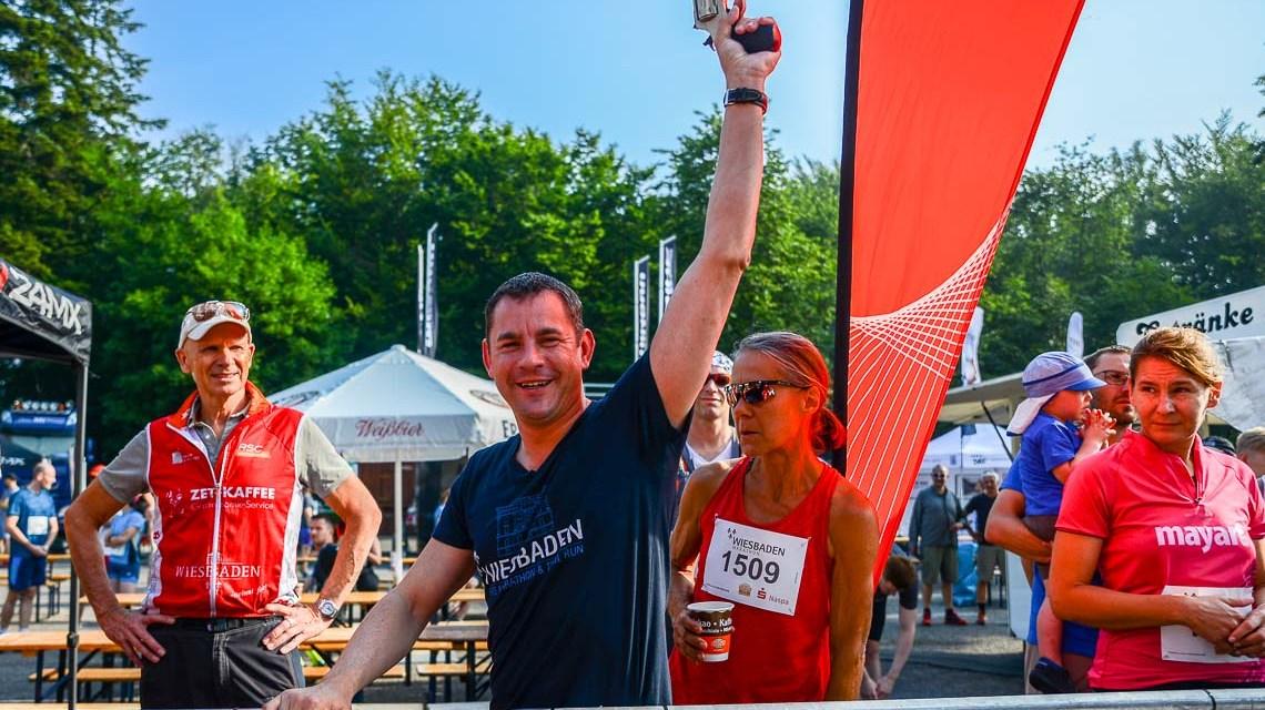 Wiesbaden Marathon, Start frei für den Ultramarathon und Halbmarathon