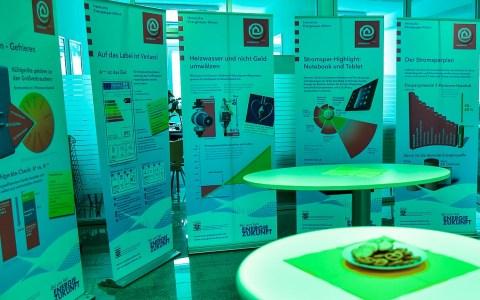 Umweltladen, dort gibt es stets eine ausführliche, persönliche Beratung zu allen Fragen rund um Energie-Einsparung, Feuchte und Schimmel, erneuerbare Energien oder zu einfachen Maßnahmen, die die Kosten für Strom und Wärme spürbar senken, erhalten die Bürger in der Beratungsstelle Wiesbaden der Verbraucherzentrale Hessen und im Umweltladen der Stadt Wiesbaden.