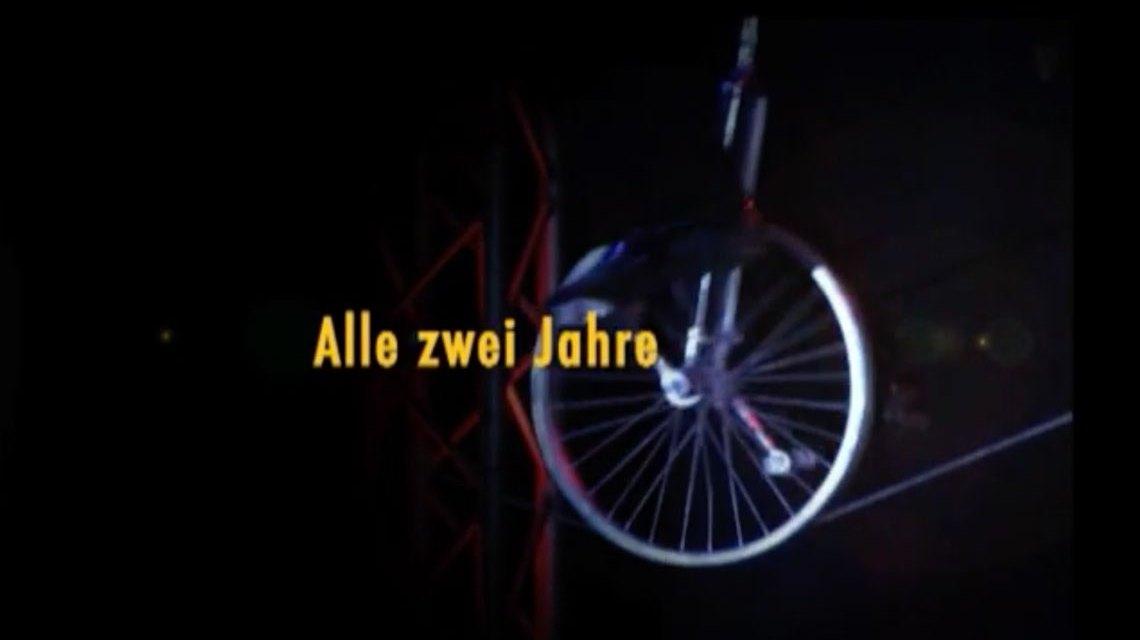European Youth Zirkus | 25. bis 28. Oktober 2018 | Dernsches Gelände ©2018 Youtube / European Youth Cirkus 2016