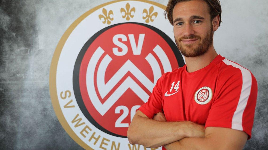 Jules Schwadorf | 25 Jaher | 1,77 Meter groß | Linkes Mittelfeld | SV Wehen Wiesbaden