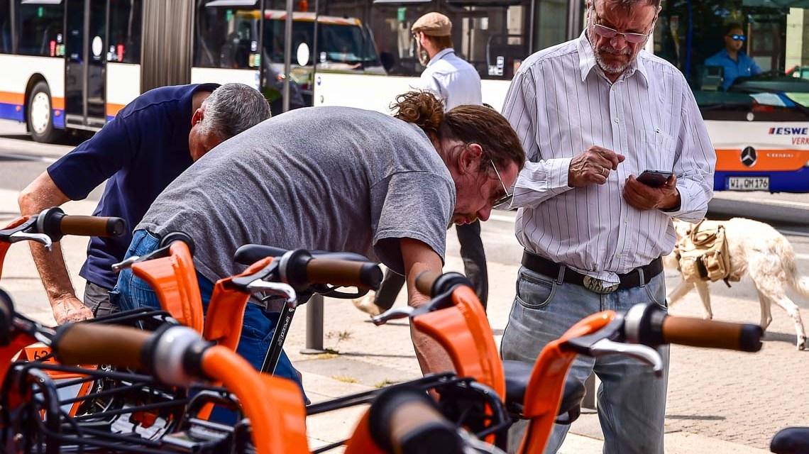 Es ist vollbracht – die orangen Räder von MeinRad rollen