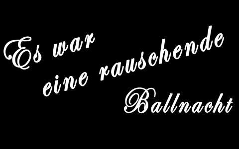 Es war eine rauschende Ballnacht, ein Film aus dem Jahr 1939.