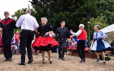 40. Mosburgfest – Fest der Biebricher Vereine. ©2018 Volker Watschounek