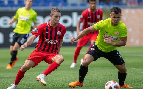 Fußball | 3. Liga | SV Wehen Wiesbaden - Energie Cottbus | 0:2 ©2018 Wiesbaden lebt!