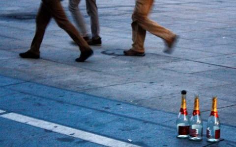 Alkoholverbotszone am Platz der Deutschen Einheit wird verlängert. ©2018 Florian Lehmuth /CC BY SA 2.0