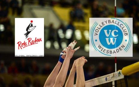 Rote Raben Vilsbiburg - VC Wiesbaden