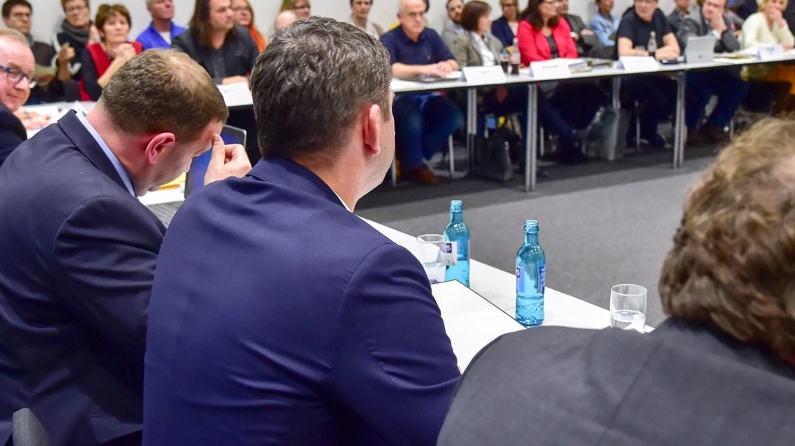 Sven Gerich: kein Rücktritt aber auch keine Wiederwahl