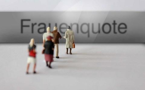 Frauenquote vor Menschen, Flickr / Christoph Scholz / CC BY SA 2.0