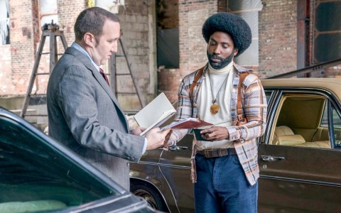 BlacKkKlansman : Bild John David Washington ©2019 Universal Pictures International France