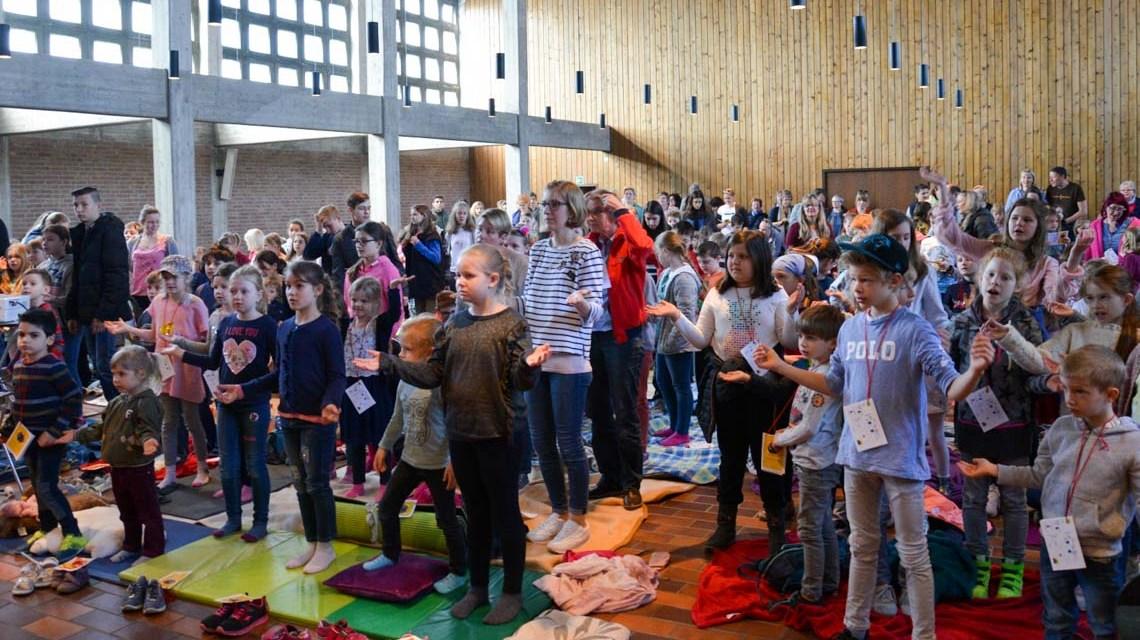 Archivbild: Evangelischer Kinderkirchentag Wiesbaden