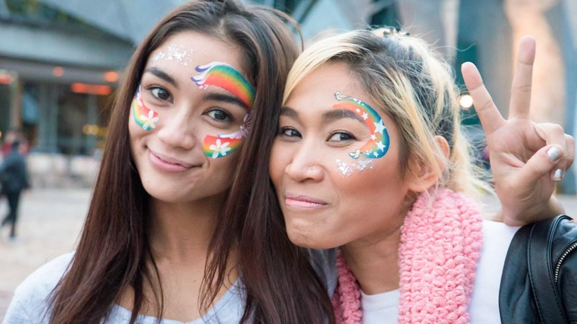 IDAHOBIT, International Day Against Homophobia, Transphobia, Biphobia and Interphobia und Regenbogenempfang