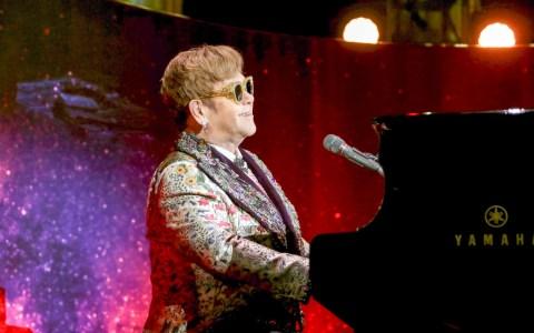 Elton John kommt nach Wiesbaden. ©2019 Matt Baron