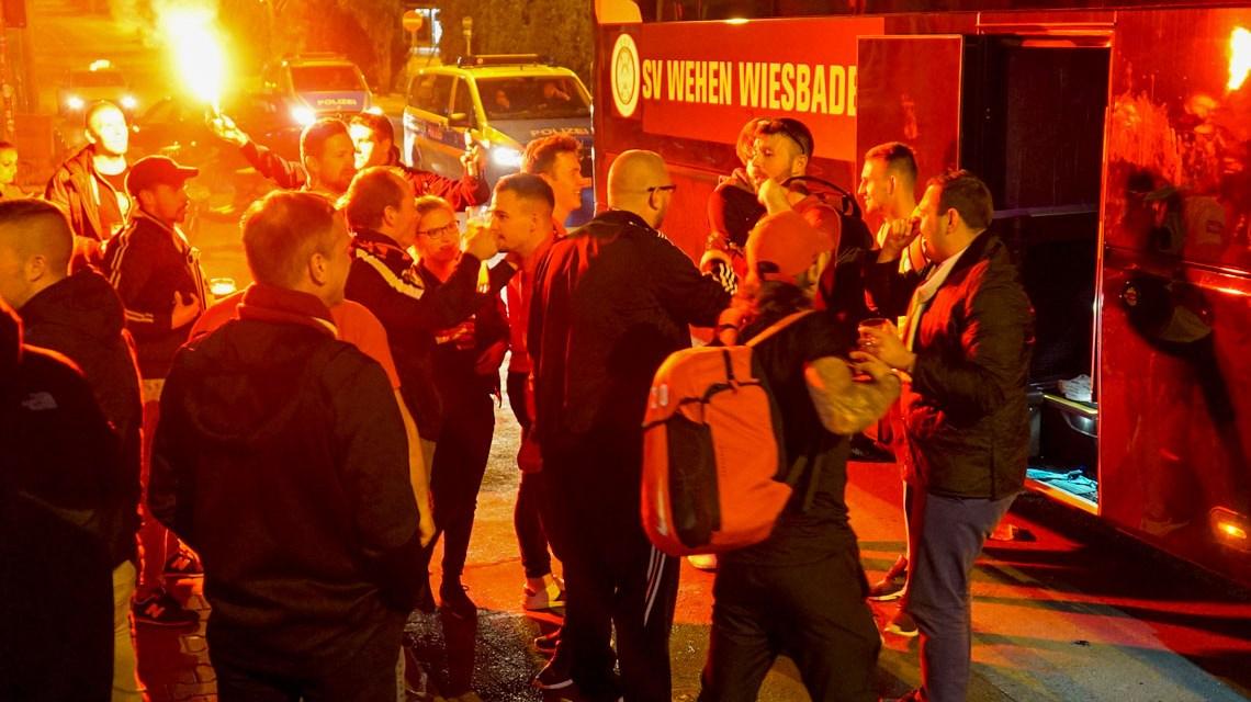 SV Wehen Wiesbaden: Zurück in der 2. Bundesliga