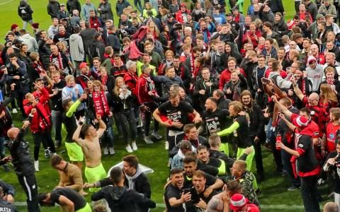 Kurs 2. Bundesliga: FC Ingolstadt – SV Wehen Wiesbaden 2:3