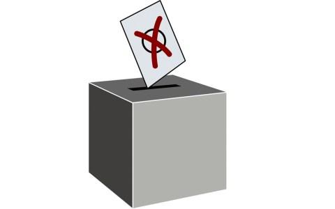 OB-Stichwahl: Wahllokale - Wählen gehen, Stimme abgeben. @2019 Tim Reckmann | Flicker | CC BY 2.0