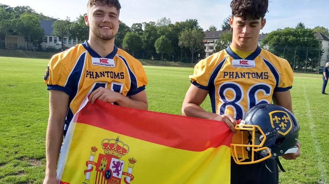 Luis Moreno und Vincent Gabel Martínez spielen U19-EM für Spanien