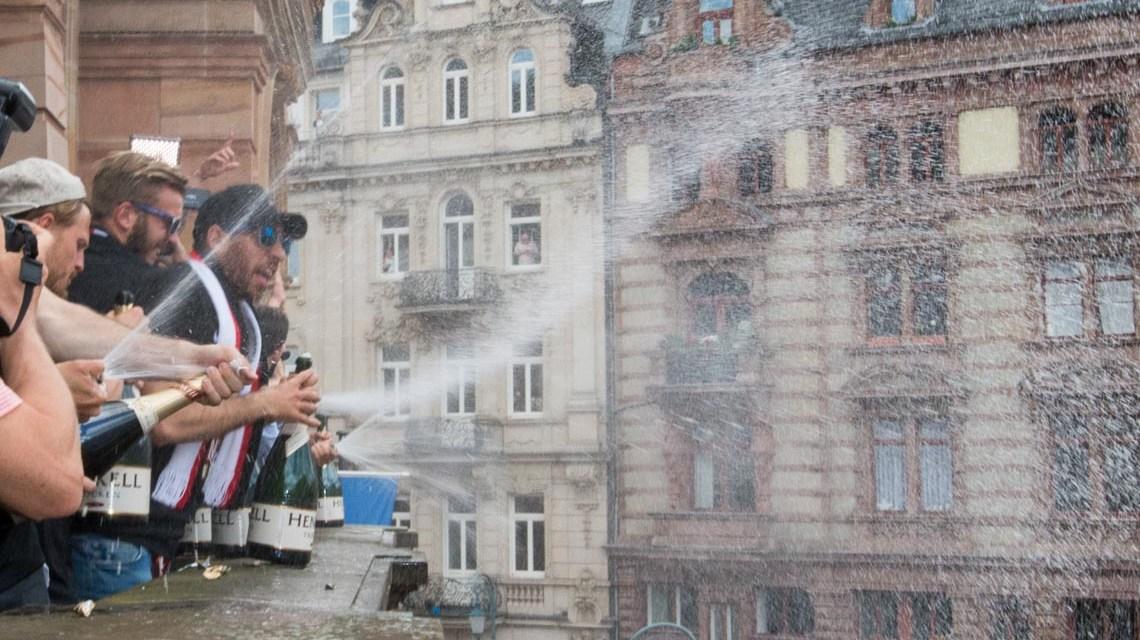 """Hankammer: """"Das W vereint und am Sonntag geht es los"""""""