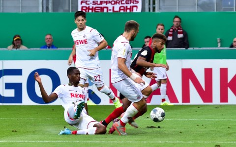 DFB Pokal, 1. Runde, SVWW - 1 FC Köln 3:3 ©2019 Volker Watshounek