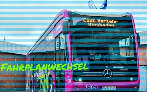 Die Mitte November angelieferten ersten Batteriebusse werden zum Fahrplanwechsel in den Regelbetrieb gehen.