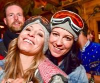 Die Skilehrer kommen nach Wiesbaen um zu feiern, bei der legendären Opening-Party der Lumen Alm.