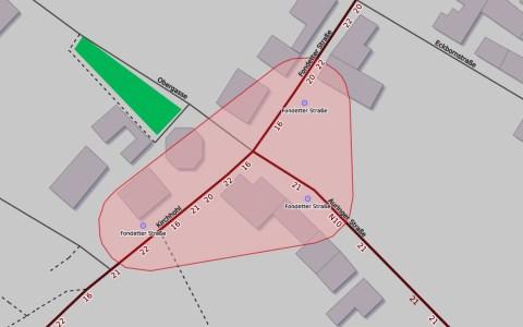 Einweihung der neu gestalteten Ortsmitte in Naurod