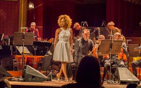 Susana O ist das neue persönliche Projekt der kubanischen Sängerin Susana Orta López. ©2019 Susana O