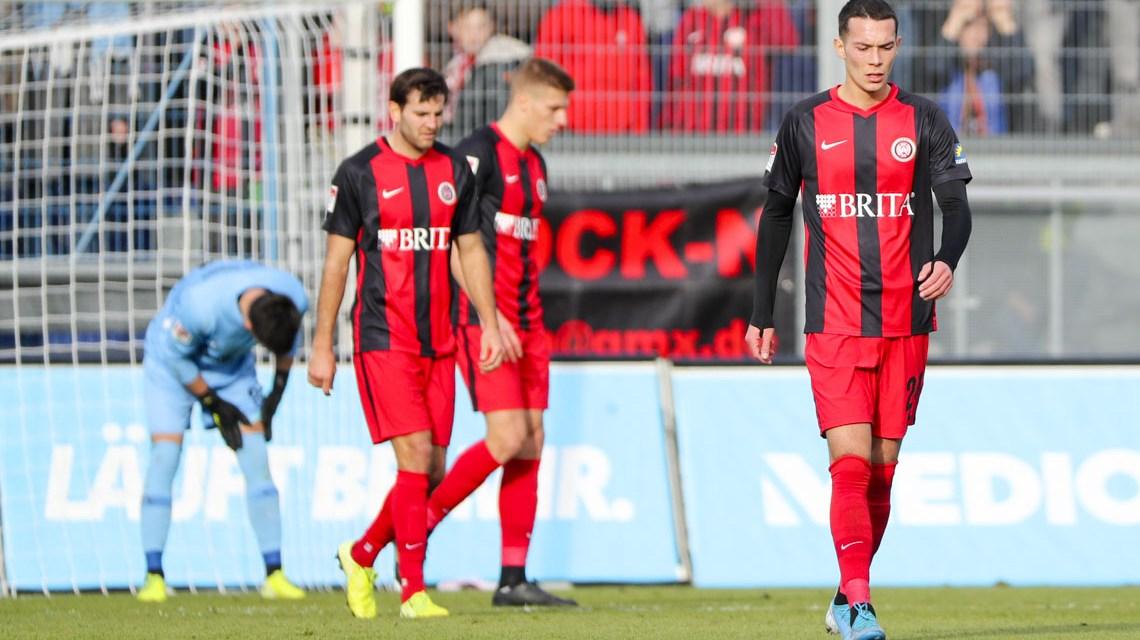 SV Wehen Wiesbaden - Holstein Kiel