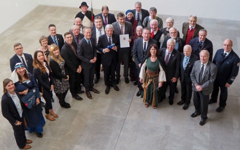 Fritzlar wird den Hessentag im Jahr 2024 ausrichten