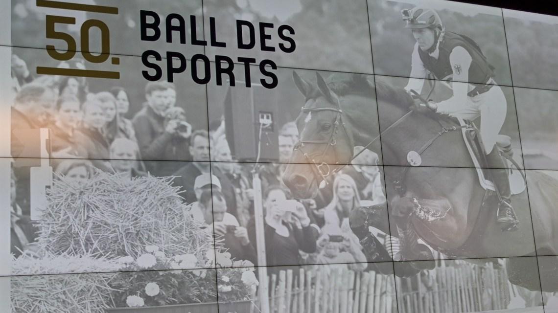 50. Ball des Sports