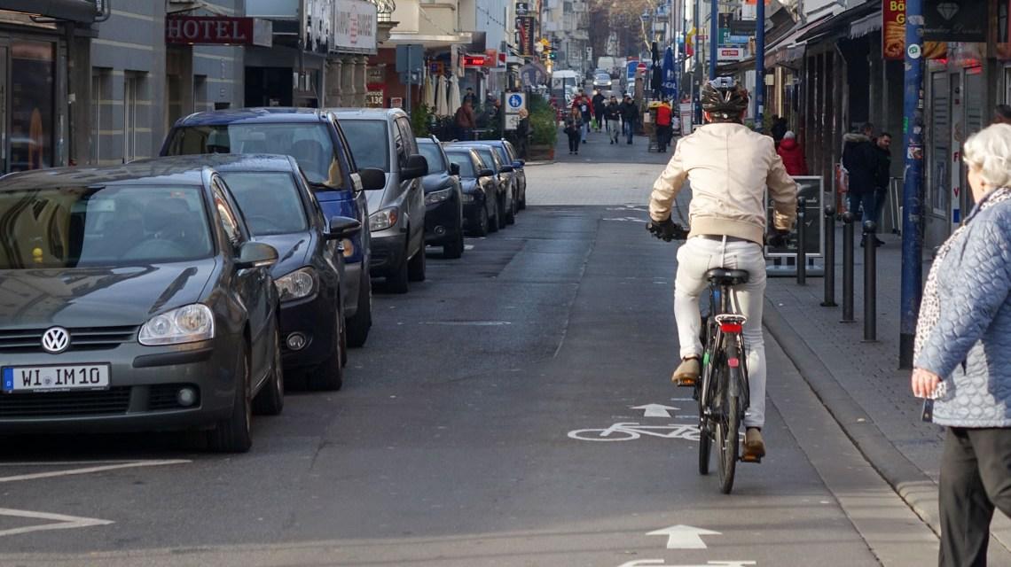 Wellritzstraße für den Radverkehr freigegeben