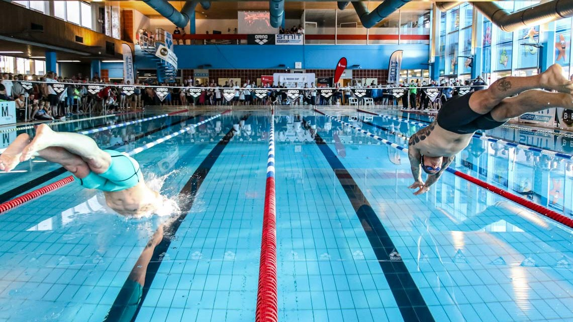 Deutsche Schwimm-Elite im Kleinfeldchen