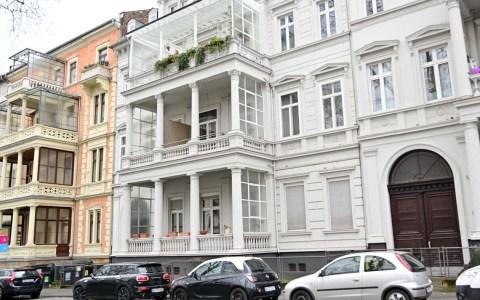 Mietshäuser in Wiesbaden