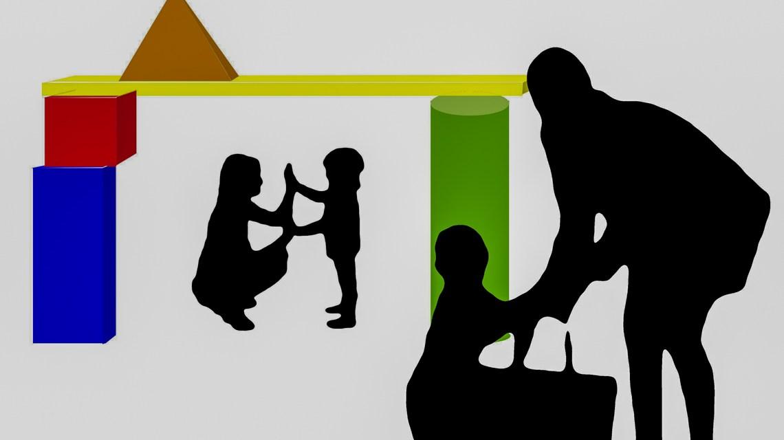 Kinderbetreuung in Wiesbaden, Qualifizierungsmaßnahme beginnt.