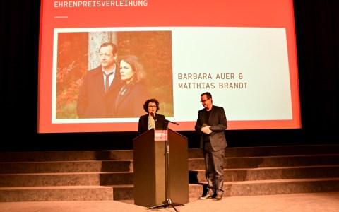 Barbara Auer und Mathias Brandt erhalten den Fernsehkrimipreis 2020