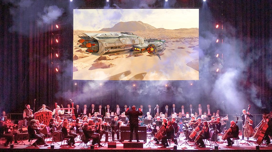 The Music of Star Wars