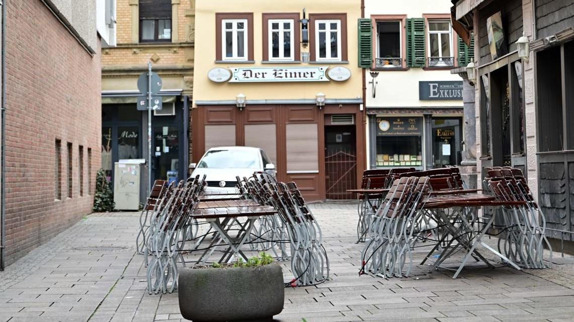 Der Eimer, Gaststätte in Wiesbaden