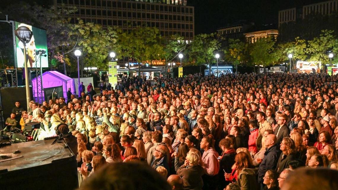 Konzert Joris Bild: Volker Watschounek