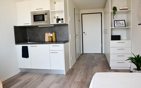 Studentenwohnheim in Klarenthal