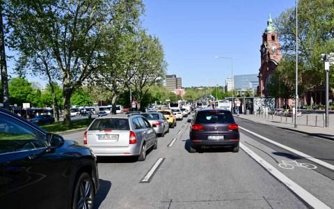 Wiesbaden setzt auf Umweltspur