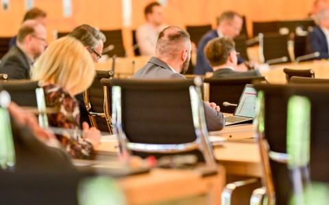 38. Plenarsitzung im Hessischen Landtag