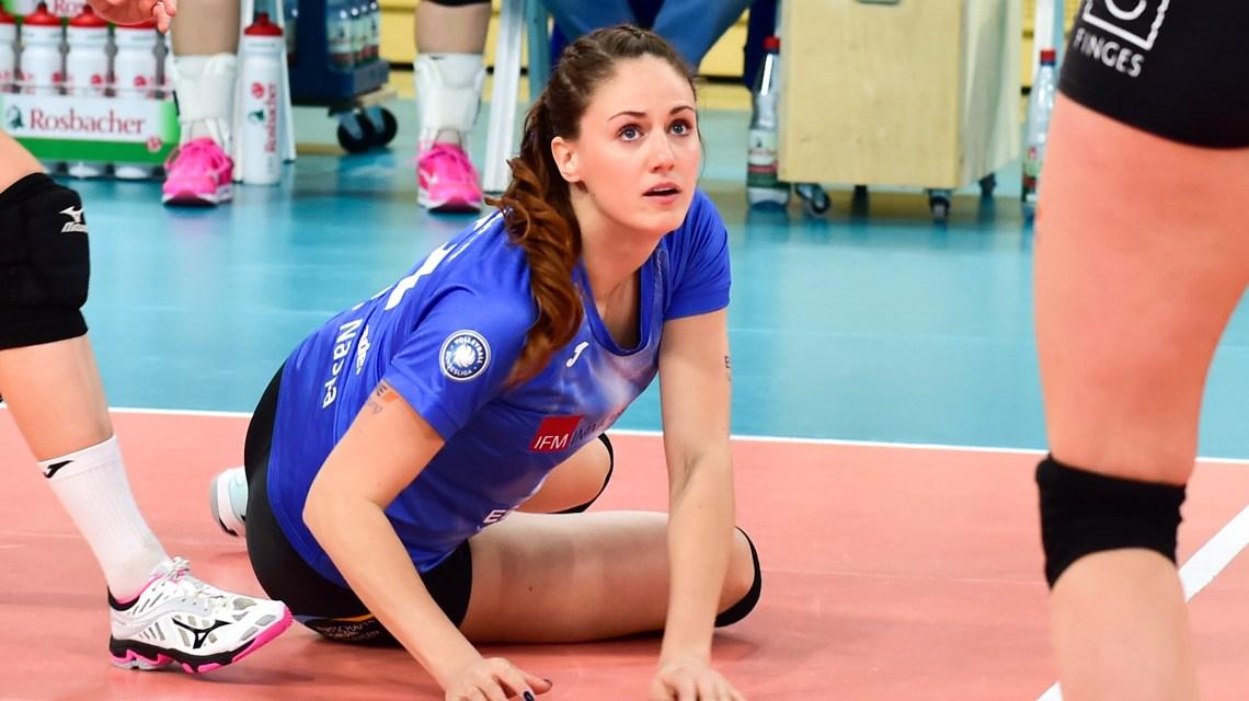 Klara-Vyklicka bleibt beim VCW