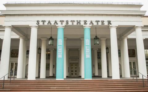 Staaatstheater Wiesbaden / Sven Helge Czichy