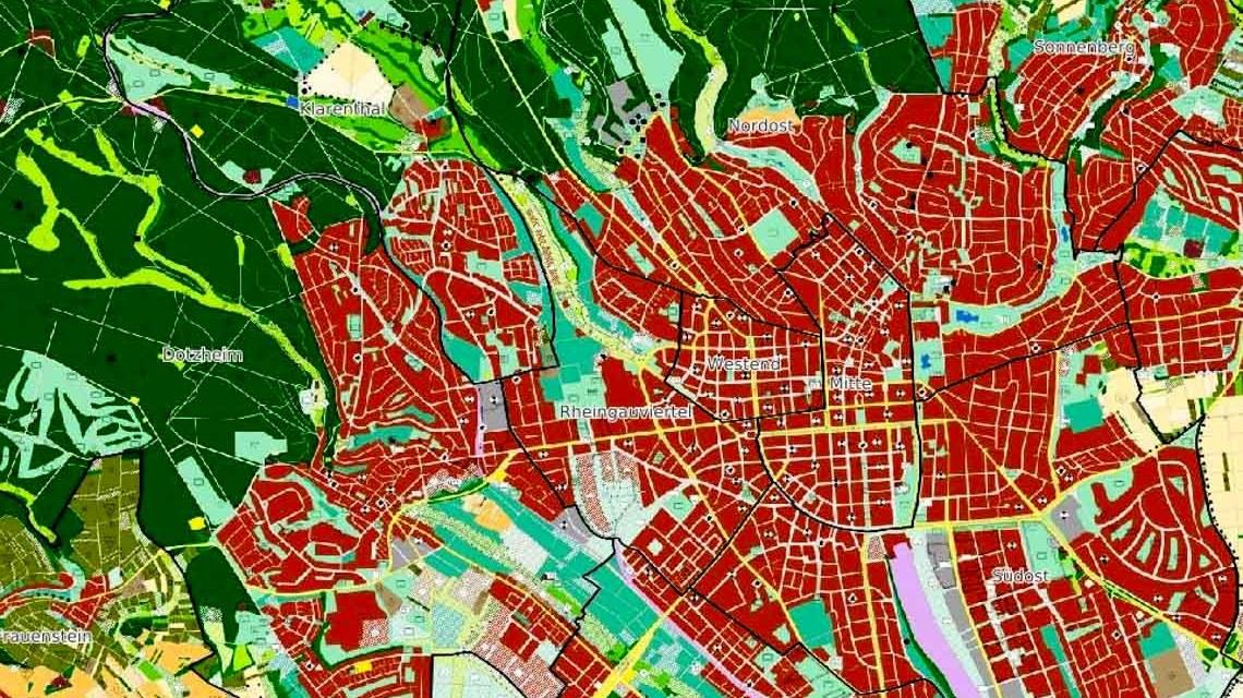 Landschaftsplan Wiesbaden (Quelle: https://www.gpm-webgis-10.de/geoapp/wiesbaden/landschaftsplan/)