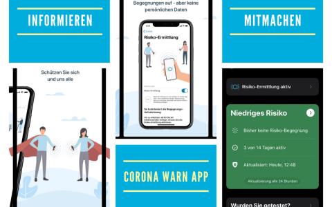 Corona-Warn-App: Wie verhält man sich richtig?