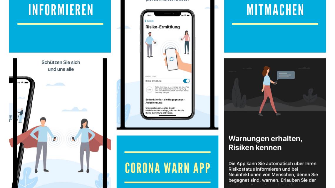 Corona Virus App