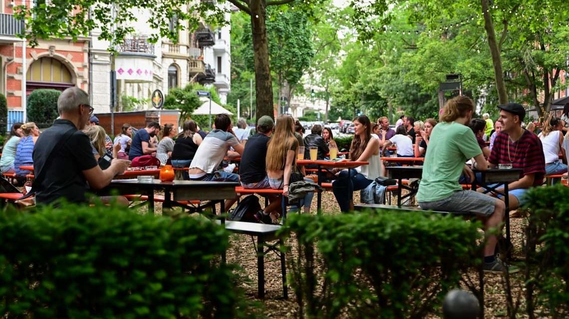 Kiezgarten am Sedanplatz