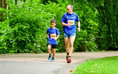 Midsummer Run im Kurpark Wiesbaden