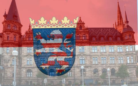 Wiesbaden ist Landeshauptstadt von Hessen