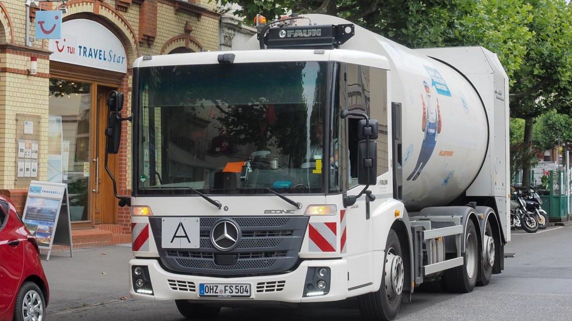 Emissionsfreie Nutzfahrzeuge für ELW